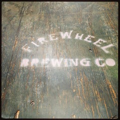 Photo taken at Firewheel Brewing Co. by Sherry F. on 6/8/2013