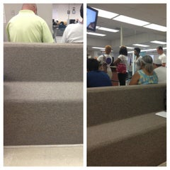 Photo taken at N.C. Department of Motor Vehicles by Quentin M. on 7/20/2013