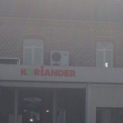 Photo taken at De Koriander by Michiel B. on 2/23/2014