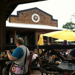 Photo taken at Dekker's Mesquite Grill by Cynthia N. on 7/7/2013