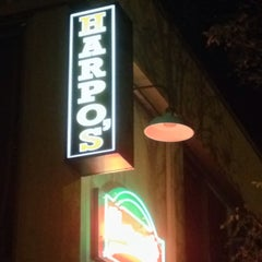 Photo taken at Harpo's Bar & Grill by Steve S. on 8/29/2014