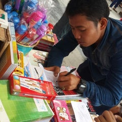 Photo taken at Pasar Asemka by Andhien N. on 7/11/2014