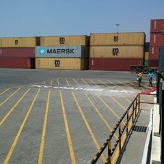 Photo taken at Hind Terminals - CFS by Jayesh P. on 3/31/2013