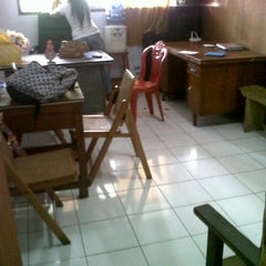 Photo taken at Universitas Kristen Indonesia Tomohon (UKIT) by Christian K. on 8/22/2013