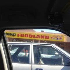 Photo taken at Drake Foodland by Janti B. on 11/15/2012