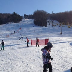 Photo taken at Victor Constant Ski Slope by dan e. on 1/6/2013