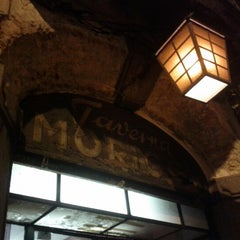 Photo taken at Taverna Moriggi by Gianluca M. on 1/26/2013