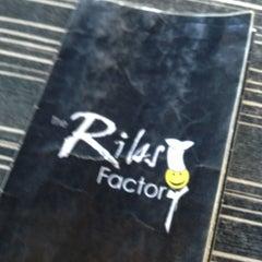 Photo taken at Ribs Factory by Ellen K. on 1/27/2013