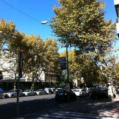 Photo taken at Avenida Reina Mercedes by Arnaud on 11/30/2013
