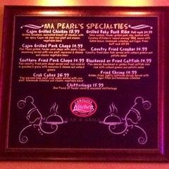 Photo taken at Carolina Kitchen by DeWana W. on 10/20/2012