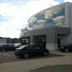 Photo taken at BMW of Warwick by Jack M. on 8/15/2013