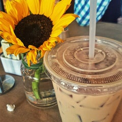 Photo taken at The Depot Coffee House and Bistro by Morgan B. on 9/3/2015