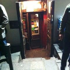 Photo taken at Gordon's Wine Bar by Lucas N. on 11/28/2012