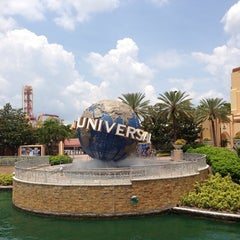 Photo taken at Universal Studios Florida by Yahya A. on 5/19/2013