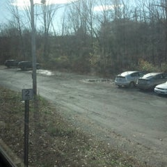 Photo taken at Kendall Green Station by Chris W. on 11/4/2012