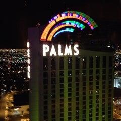 Photo taken at Palms Casino Resort by Greg K. on 10/15/2012