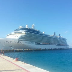 Photo taken at Celebrity Cruises - Equinox by Jeighsen ®. on 12/20/2013