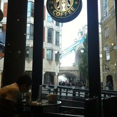 Photo taken at Starbucks by Лиля B. on 9/27/2012