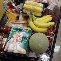 Photo taken at Marsh Supermarket by Tim M. on 9/6/2013