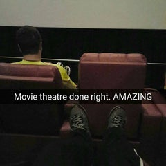Photo taken at AMC Loews Shirlington 7 by Tim M. on 11/22/2015