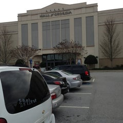 Photo taken at Mall of Georgia Parking Lot by Jordan G. on 1/5/2013