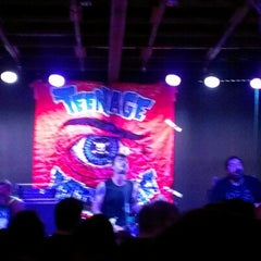 Photo taken at Three Links, Deep Ellum by Emma C. on 3/18/2013