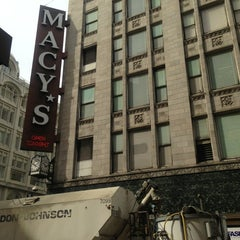 Photo taken at Macy's Mens Store by Serge V. on 3/2/2013