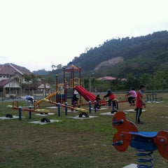 Photo taken at Taman Tunku Sarina by Zill F. on 2/15/2013