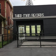 Photo taken at Third Man Records by Michael C. on 4/28/2013