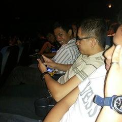 Photo taken at Glorietta 4 Cinema 6 by Dos B. on 4/27/2013