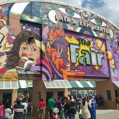 Photo taken at Miami-Dade County Fair and Exposition by Antonio M. on 3/29/2013