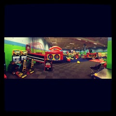 Photo taken at Playtown Express by Timothy D. on 12/3/2012