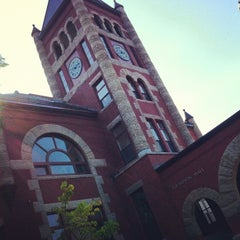 Photo taken at Thompson Hall by Timothy D. on 9/14/2012