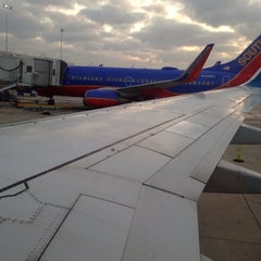 Photo taken at Gate A2 by BCMAC7 T. on 5/18/2014