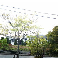 Photo taken at 岡山県運転免許センター by Kyoko A. on 4/23/2015