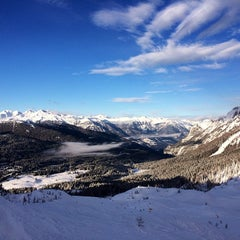 Photo taken at Monte Spinale by Kazz C. on 1/4/2014
