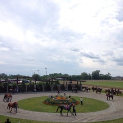 Photo taken at Ajax Downs by Aries L. on 7/13/2014