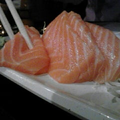 Photo taken at Tottie's Asian Fusion by Nicole G. on 1/17/2013