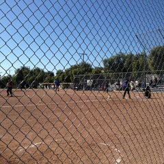 Photo taken at Tri Valley Softball Fields by Matt G. on 3/9/2013