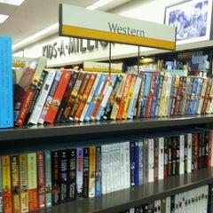 Photo taken at Books A Million by Rachel B. on 12/22/2012