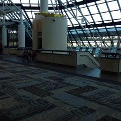Photo taken at Nashville International Airport (BNA) by Ariel H. on 10/25/2013