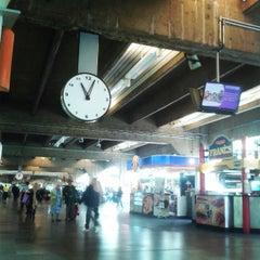 Photo taken at Terminal Rodoviário Tietê by Thomaz B. on 7/29/2013