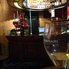 Photo taken at Ferrari Lounge by Sakura on 2/24/2014