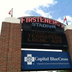 Photo taken at FirstEnergy Stadium by Ted N. on 7/13/2013