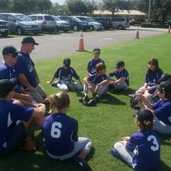 Photo taken at CCA Calvary Christian Academy by Mark M. on 9/15/2012