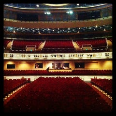 Photo taken at Mahaffey Theater by DjLORD on 6/6/2013