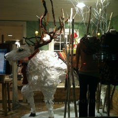 Photo taken at Anthropologie by John W. on 11/15/2012