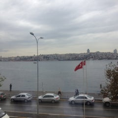 Photo taken at Şemsipaşa Askeri Gazinosu by Isıl K. on 11/7/2012