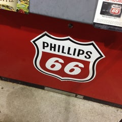 Photo taken at Phillips 66 by Pat G. on 11/23/2013