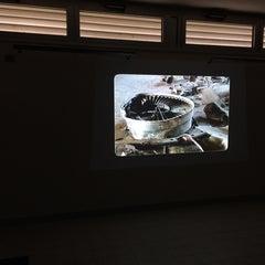 Photo taken at Museo per la Memoria di Ustica by Enrico L. on 11/29/2014